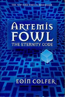 Eoin Colfer - Artemis Fowl - The Eternity Code [antikvár]