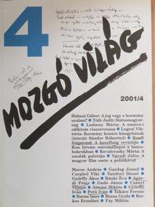 Almási Miklós - Mozgó Világ 2001. április [antikvár]