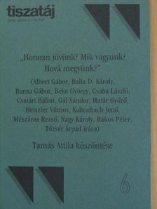 Albert Gábor - Tiszatáj 2000. június [antikvár]