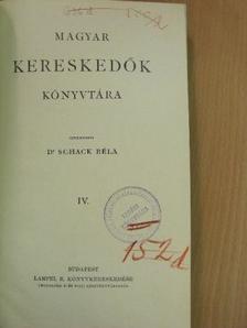Czakó Emil - Magyar kereskedők könyvtára IV. [antikvár]