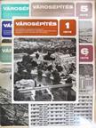 Bérezik András - Városépítés 1972/1-6. [antikvár]