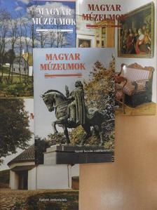 Andrásfalvy Bertalan - Magyar Múzeumok 2001. tavasz-tél [antikvár]