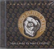 HALJ MEG ÉS NAGY LESZEL! CD HOBO BLUES BAND