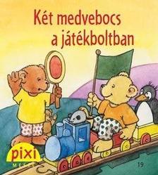 Friederun Schmitt - Két medvebocs a játékboltban