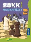 Szávin Márk László, Kajzinger Róbert - MS-1905U SAKK-LOGIKA programcsomag - Sakk munkafüzet 2. kötet (Digitális hozzáféréssel)