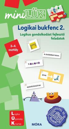 LDI539 - Logikai bukfenc II. - MiniLÜK