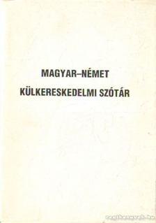Kovács János - Magyar-német külkereskedelmi szótár [antikvár]