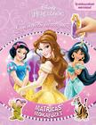 Matricás mókafüzet: Gyönyörű hercegnők