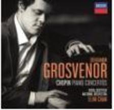 Frédéric Chopin - A KÉT ZONGORAVERSENY - CD