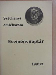 Arany János - Eseménynaptár 1991/3 [antikvár]