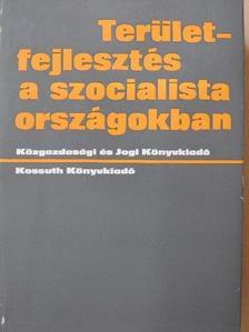 Camelia Cámásoiu - Területfejlesztés a szocialista országokban [antikvár]