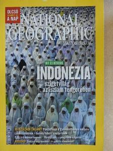 George Johnson - National Geographic Magyarország 2009. október [antikvár]
