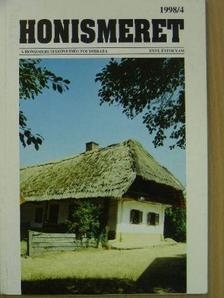 Dankó Imre - Honismeret 1998/4. [antikvár]