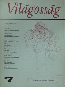 Árkus István - Világosság 1980. július [antikvár]