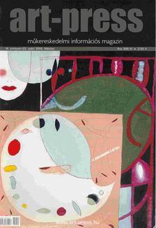 Szilágyi Zoltán - Art-press III. évfolyam 03.szám 2005. március [antikvár]