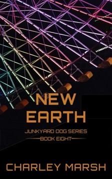 Marsh Charley - New Earth [eKönyv: epub, mobi]