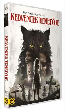 Kevin Kolsch,Dennis Widmyer - Kedvencek temetője (2019) - DVD