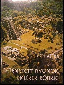 Ágh Attila - Betemetett nyomok, emlékek rönkje [antikvár]
