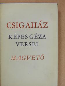 Képes Géza - Csigaház (dedikált példány) [antikvár]
