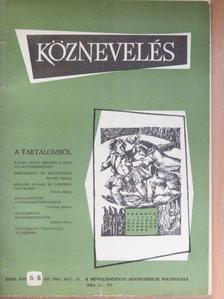 Barek István - Köznevelés 1967. augusztus 25. [antikvár]