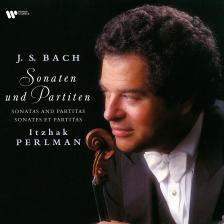 Bach - SONATAS AND PARTITAS FOR VL SOLO LP PERLMAN