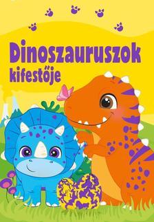 Szalay Könyvkiadó - Dinoszauruszok kifestője