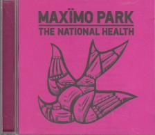 Maximo Park - THE NATIONAL HEATH CD