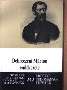Benkő Samu - Debreczeni Márton emlékezete [antikvár]
