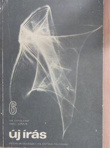 Baranyi Ferenc - Új Írás 1980. június [antikvár]