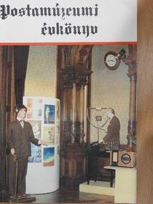 Bene Gábor - Postamúzeumi Évkönyv 1989 [antikvár]