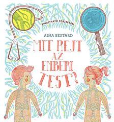 Aina Bestard - Mit rejt az emberi test?