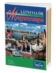 Látnivalók Magyarországon - 6. kiadás