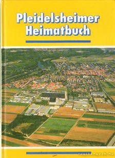 Pleidelsheimer Heimatbuch (német) [antikvár]
