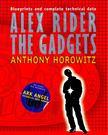 Anthony Horowitz - Alex Rider the Gadgets - Blueprints and Complete Technical Data [antikvár]