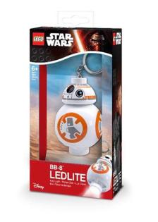 .- - LEGO Star Wars BB8 világítós kulcstartó