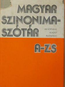 O. Nagy Gábor - Magyar szinonimaszótár [antikvár]
