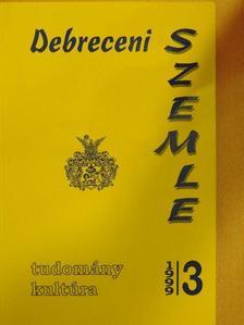 Bakó Endre - Debreceni Szemle 1999. szeptember [antikvár]