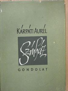 Kárpáti Aurél - Színház [antikvár]