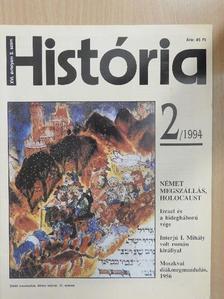 Ádám Ottó - História 1994/2. [antikvár]