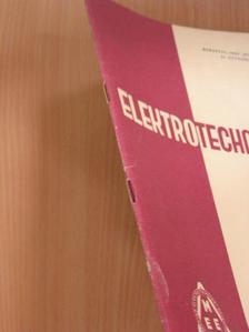 Benkő Kálmán - Elektrotechnika 1969. július-augusztus [antikvár]