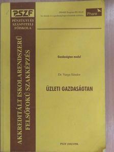 Dr. Horváth András - Üzleti gazdaságtan/Kiegészítés az Üzleti gazdaságtan című könyvhöz [antikvár]