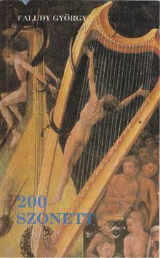 Faludy György - 200 szonett [antikvár]
