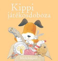 Mick Inkpen - Kippi játékosdoboza
