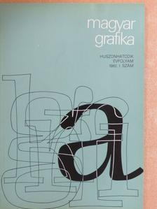 Bendsák László - Magyar Grafika 1982/1. [antikvár]