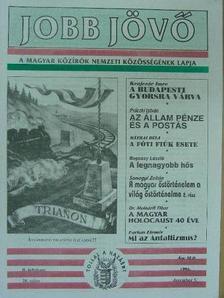 Práczki István - Jobb Jövő 1996. december 5. [antikvár]