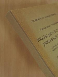Asztalos László - Polgári jogi és családi jogi jogszabálygyűjtemény III. [antikvár]