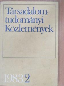 Balogh István - Társadalomtudományi Közlemények 1983/2. [antikvár]