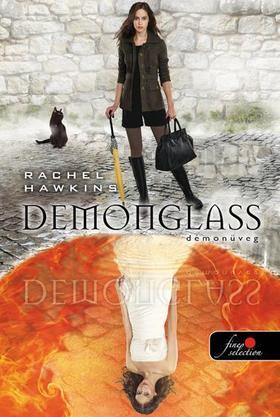 Rachel Hawkins - Démonüveg - PUHA BORÍTÓS