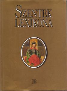 Zala Mária - Szentek lexikona [antikvár]
