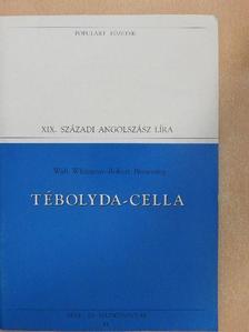 Robert Browning - Tébolyda-cella [antikvár]
